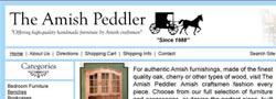 The Amish Peddler