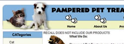 Pampered Pet Treats
