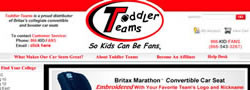 Toddler Teams