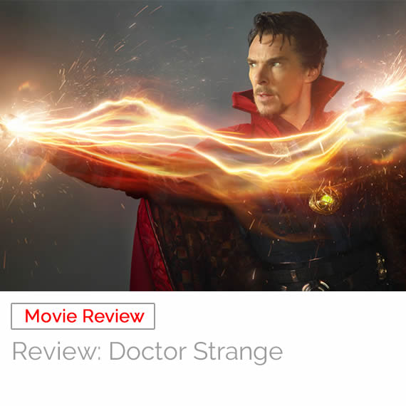 Movie Review: Doctor Strange